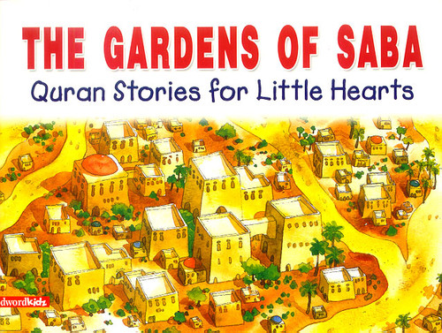 The Gardens of Saba (HB)