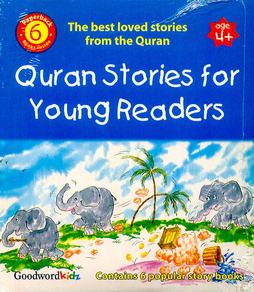 My Quran Stories for Young Readers (6 PB Books)