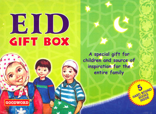 Eid Gift Box (5 Hard Bound Books)
