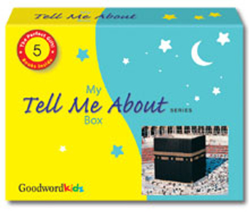My Tell Me About Series Box (5 HB)