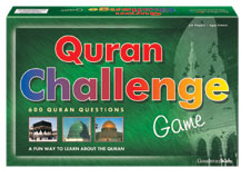 Quran Challenge Game: A Fun Way to Learn About the Quran