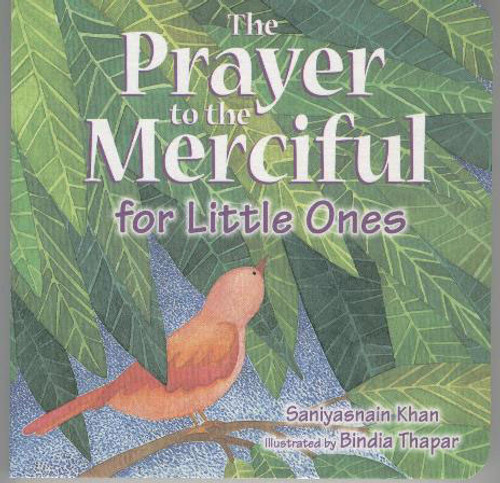 For Little Ones: Prayer to the Merciful