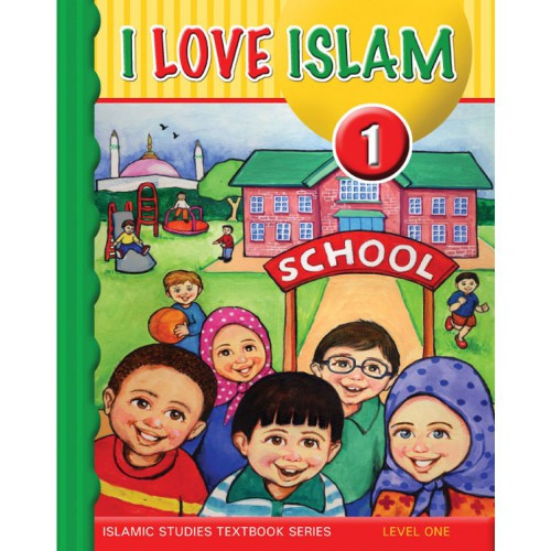 I Love Islam Level 1 Textbook (With Audio CD)