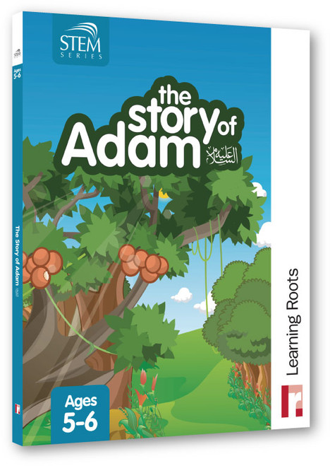 The Story of Adam (For Ages 5-6)