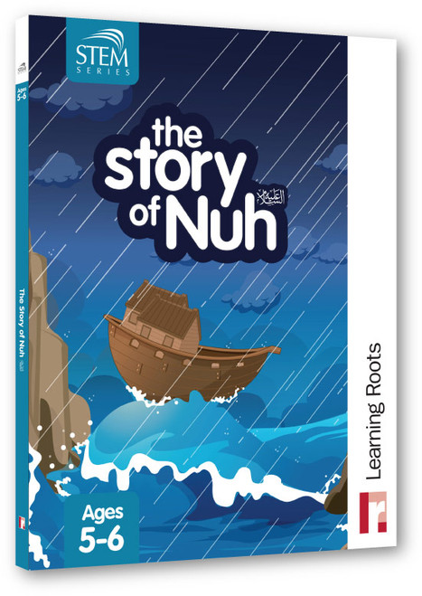 The Story of Nuh (For Ages 5-6)