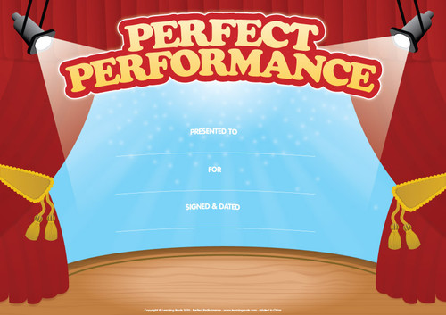 Perfect Performance (25 Pack A4)