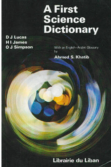 A First Science Dictionary