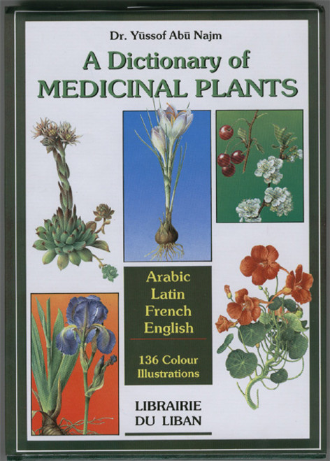 A Dictionary of Medicinal Plants