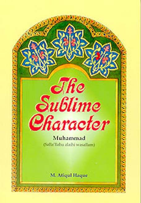The Sublime Character