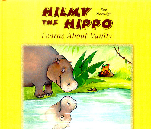 Hilmy The Hippo Learns About Vanity