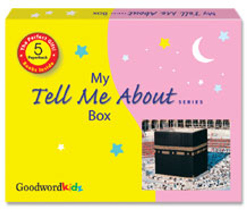 My Tell Me About Series Box (5 PB)