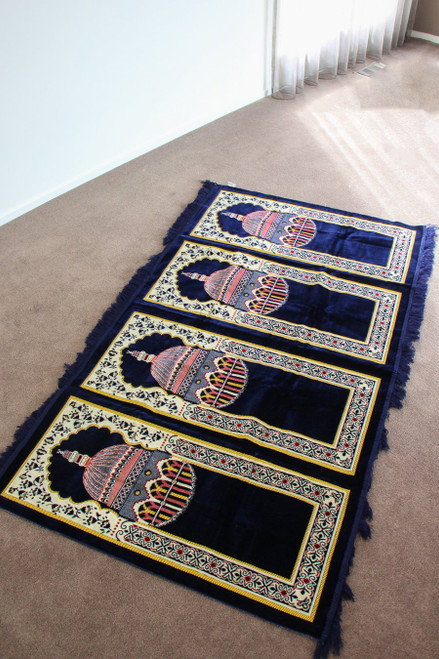 Multi Prayer Mat