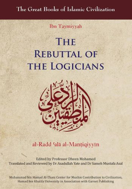 THE REBUTTAL OF THE LOGICIANS NEW EDITION 2020 P/B