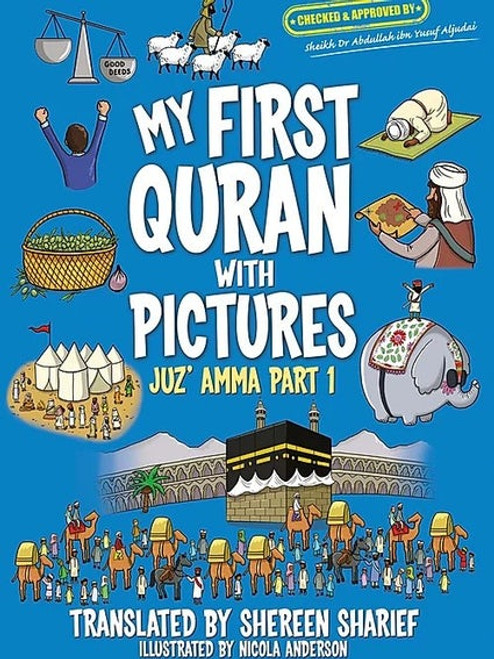 My First Quran with Pictures Juz Amma Part 1