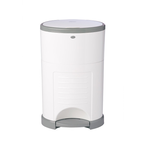 White Dekor Plus Diaper Pail