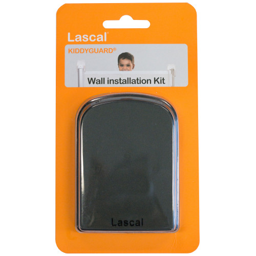 Black Wall Installation Kit Packaging