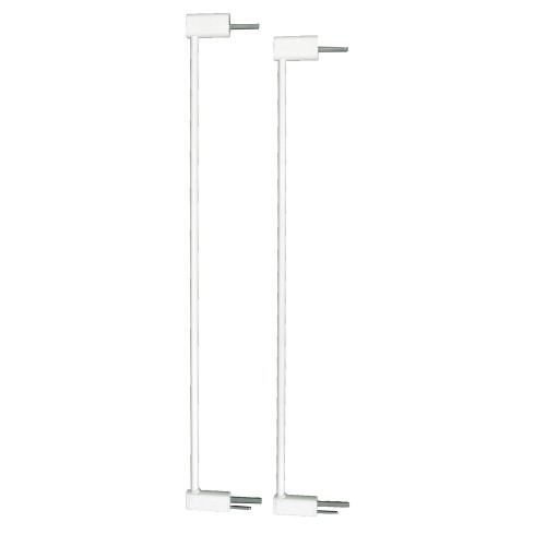 Designer Gate Extensions for Crystal and Spectrum Gates