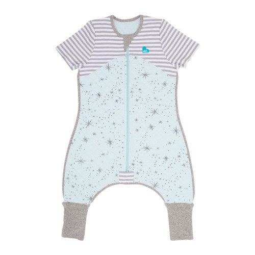 LOVE TO DREAM™ Sleep Suit 1.0 TOG Blue Stripes