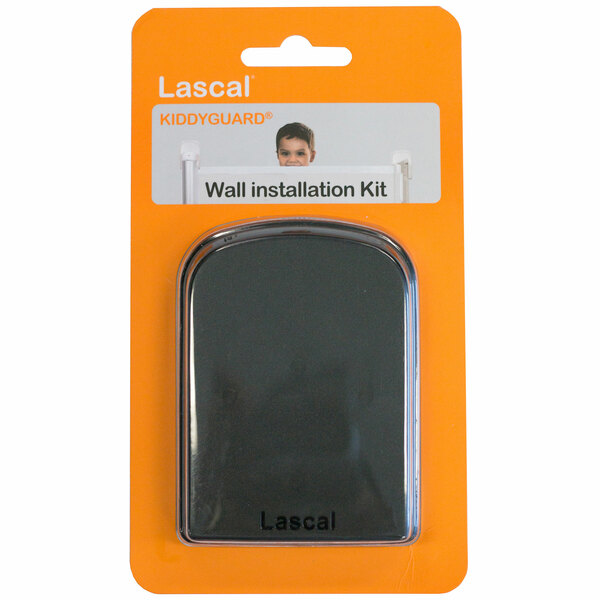 Black Wall Installation Kit Packaging