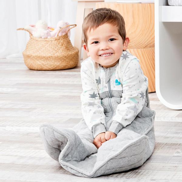 LOVE TO DREAM™ Sleep Bag 2.5 TOG on a toddler