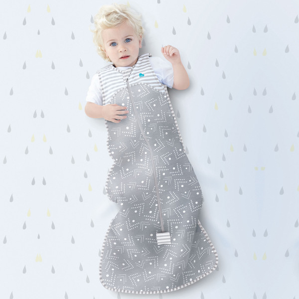 LOVE TO DREAM™ Sleep Bag 0.2 TOG on a baby