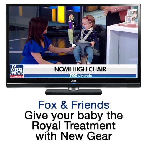 Nomi Featured on Fox & Friends