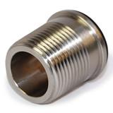 A-ADP-506-34-SN - 506 3/4 inch Coupler Adaptor Satin Nickel
