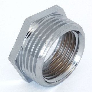 A-ADP-506-C - 506 3/4 inch to 1/2 inch Adapter Chrome