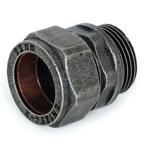 A-ADP-506-22-PEW - 506 Compression Adaptor 22mm Pewter