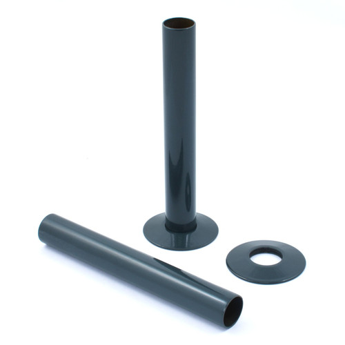 A-PIP-500-130-A - 500 Radiator Pipe Shroud 130mm long - Anthracite