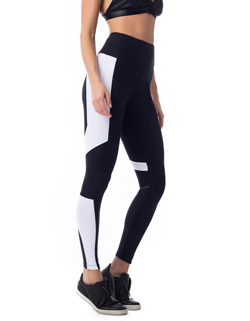 LEGGING FUSÔ COLOR TREBLE PRETO