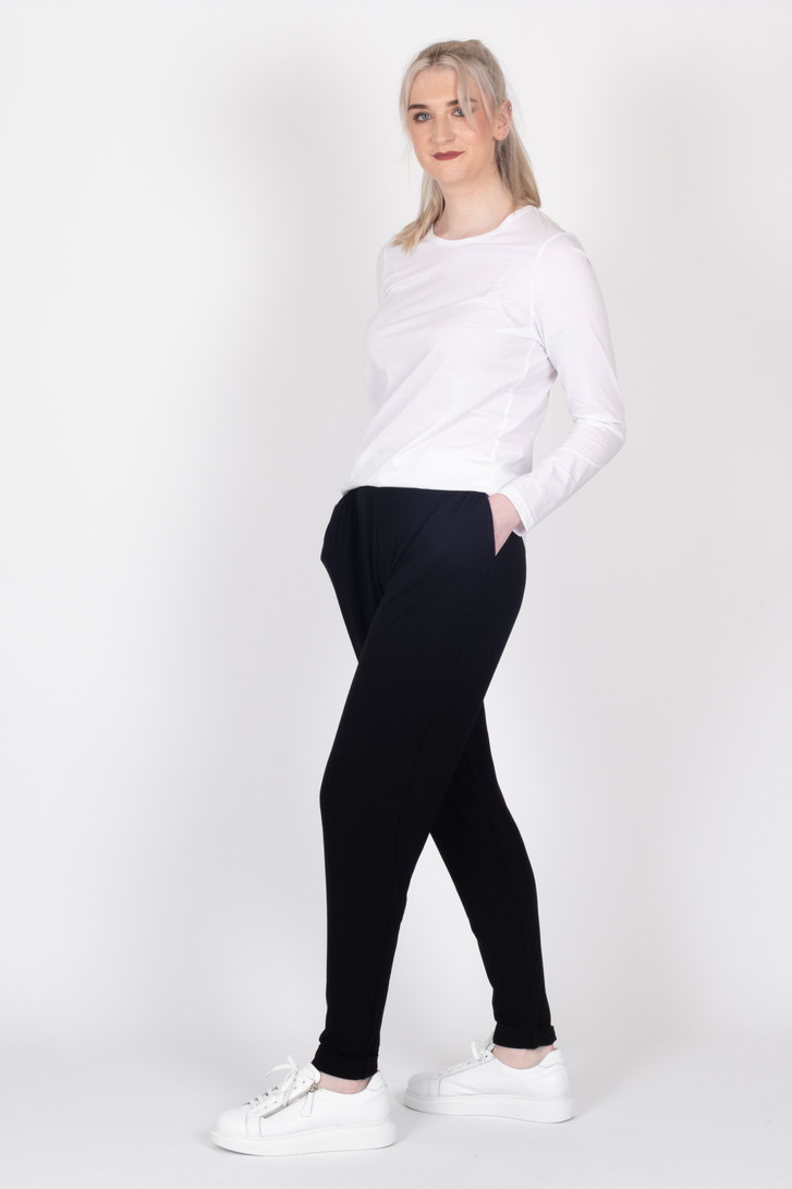 Freida Pants Black