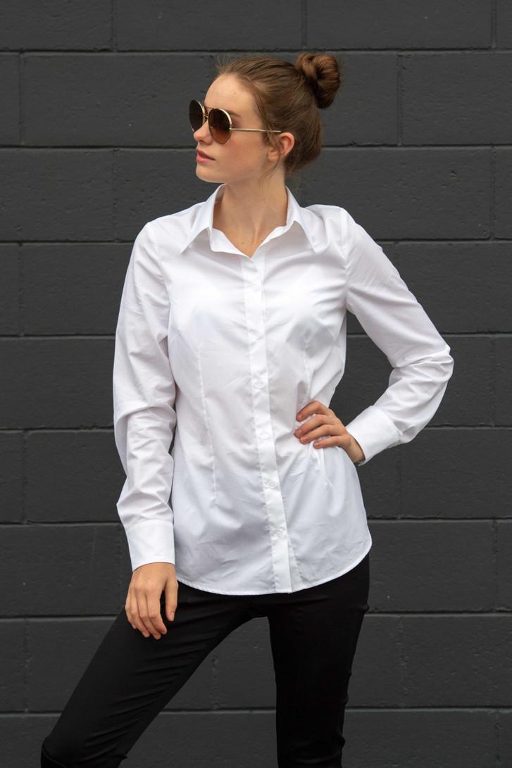 Uma Shirt White