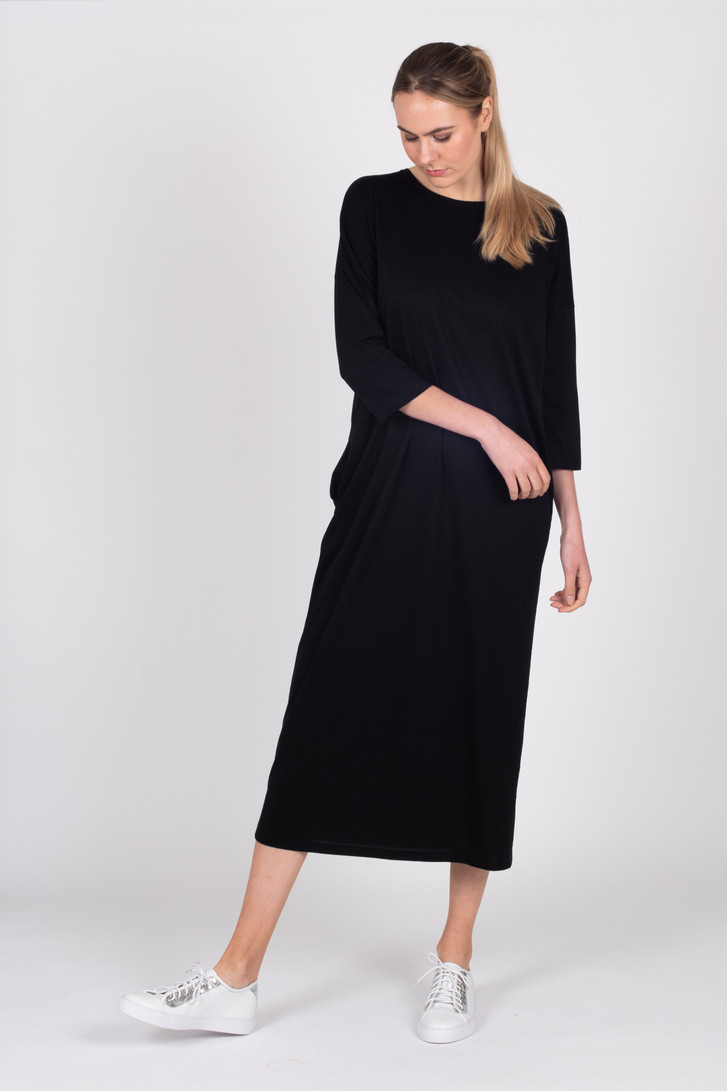 Lulu Dress Black