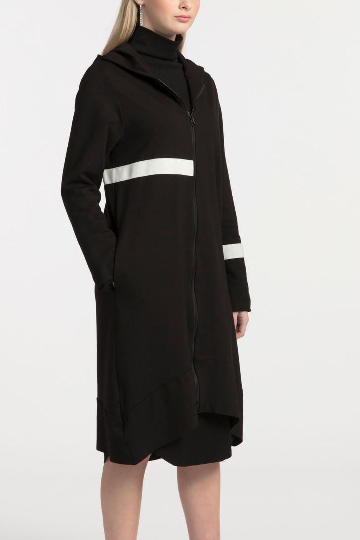 Eau De Vie Coat Black
