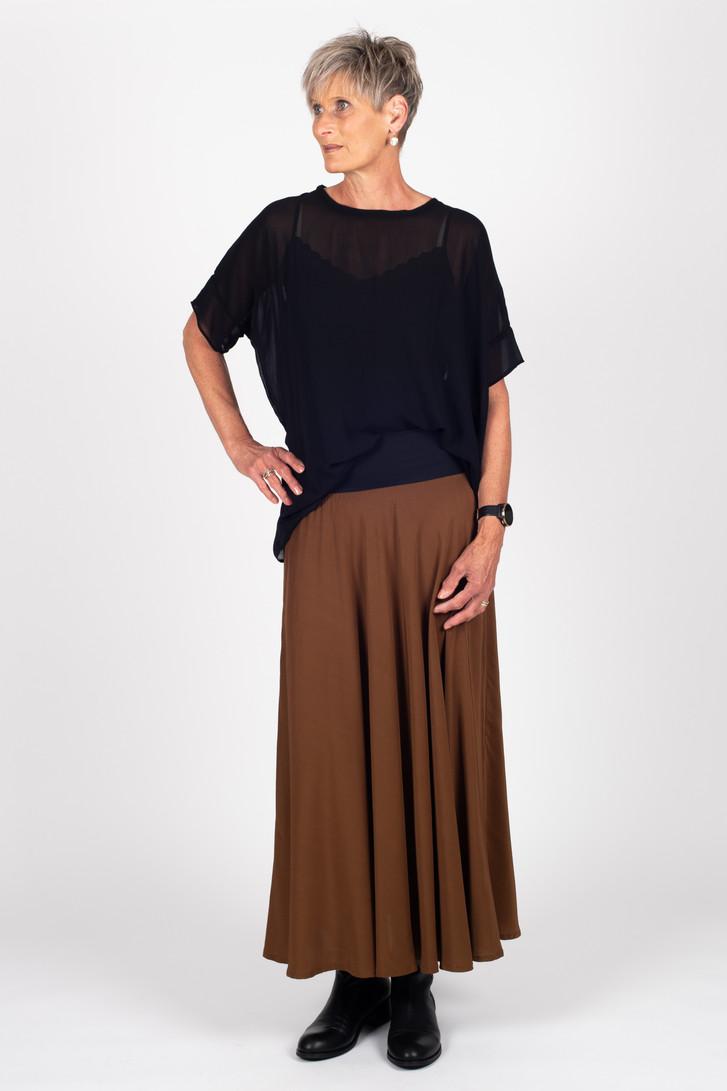 Paris Skirt Cinnamon