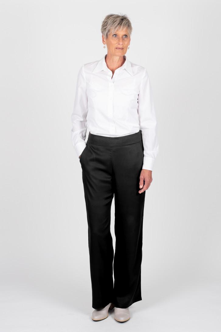 Celine Pants Black for tall women