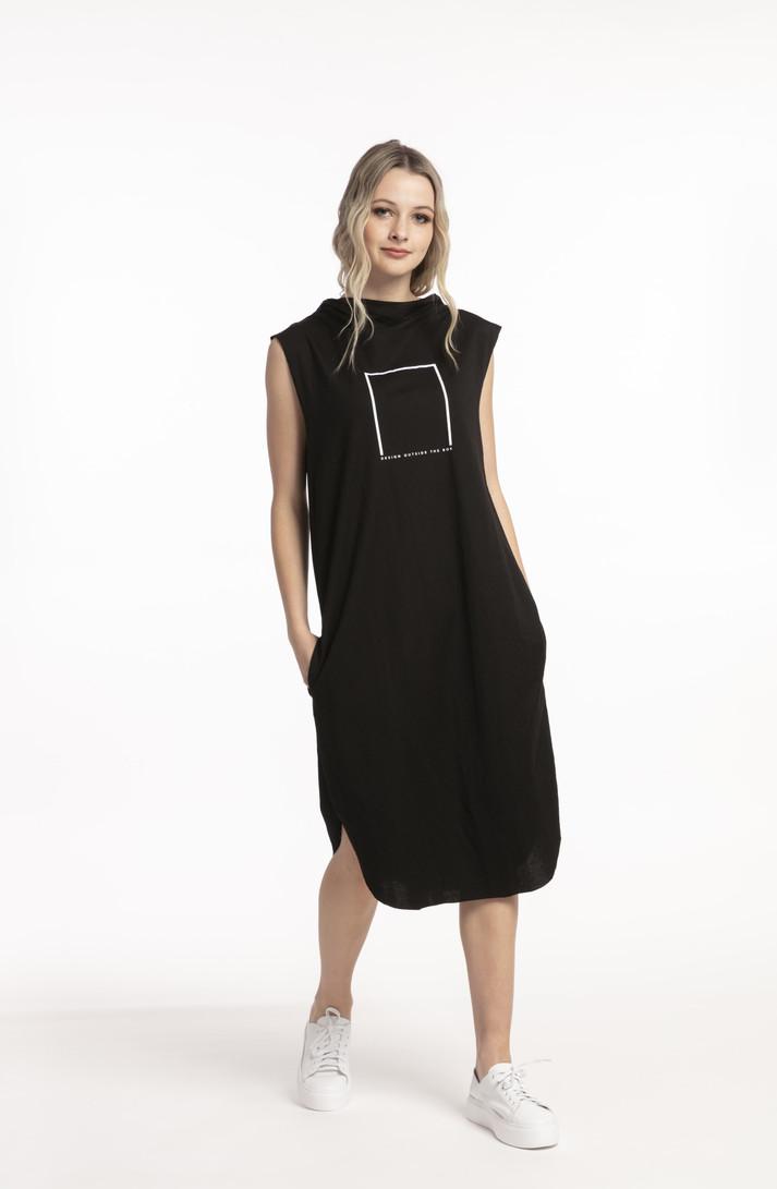 Out Of Box Dress Black