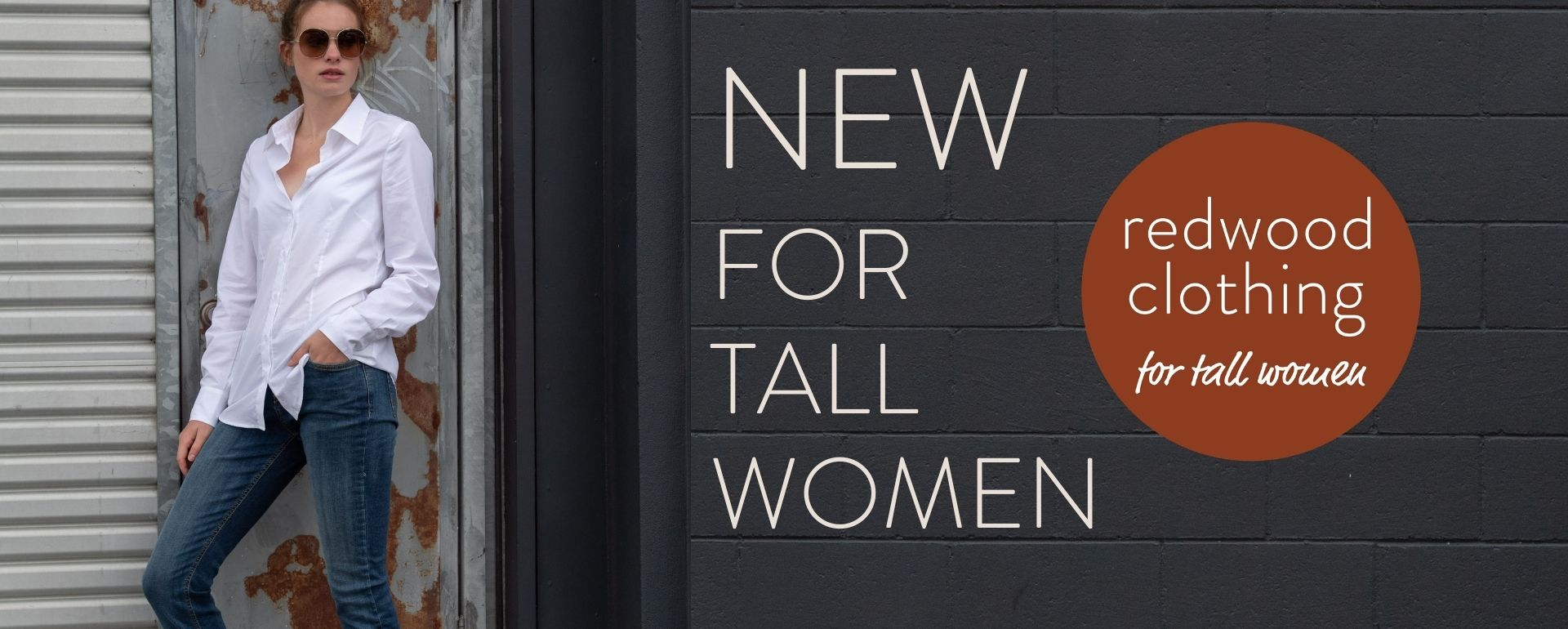 Redwood Clothing For Tall Women