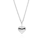Medium One & Only Necklace - 925 Sterling Silver