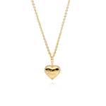 Small One & Only Necklace - 18K Yellow Gold