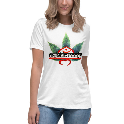 Mystic Roots Women's Relaxed T-Shirt