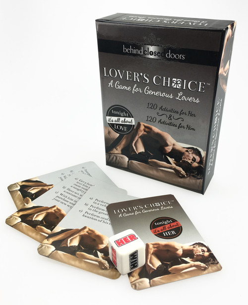 Lover's Choice, A Game for Generous Lovers from Little Genie.