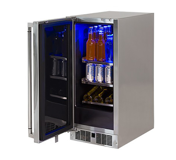 "Lynx 15"" Refrigerator, Left Hinge"