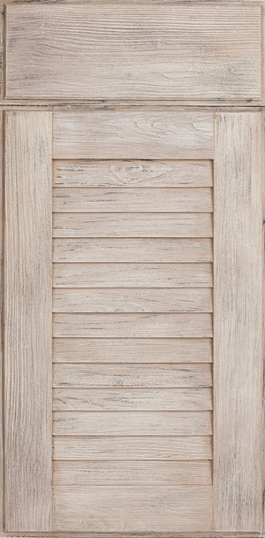 NatureKast- Louver Weathered Driftwood