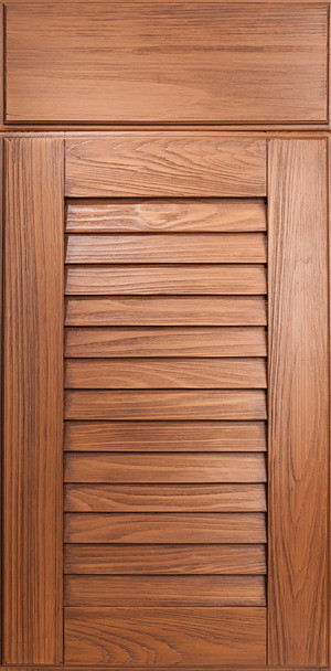 NatureKast- Louver Walnut