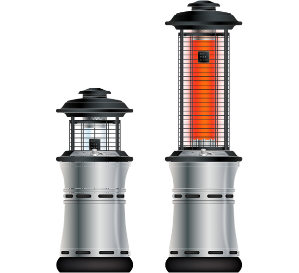 The Axis Patio Heater