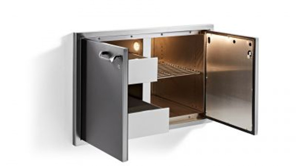 """Professional Classic 36"""" Sealed Pantry"""