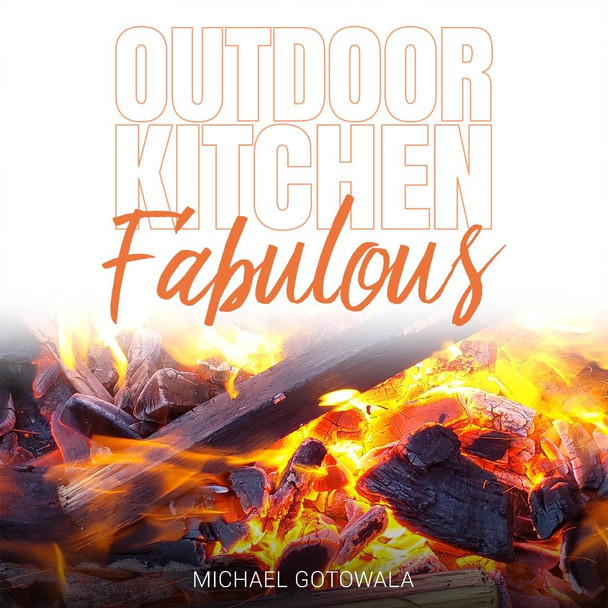 """This book is an insightful approach from a Professional that Outdoor Living fabulously goes well beyond """"whats under the hood of the grill.""""   Gotowala shows us his intuitive approach to creating a fabulous outdoor kitchen space and rewarding lifestyle for each of his clients all with different limitations and expectations on how they will spend time outdoors with friends and family.  Gotowala and his team THE OUTDOOR KITCHEN DESIGN STORE will share with us the design build aspect of outdoor Kitchen spaces and follow up with fulfilling that empty space with great food, fun and conversation throughout all 4 seasons both day and night."""