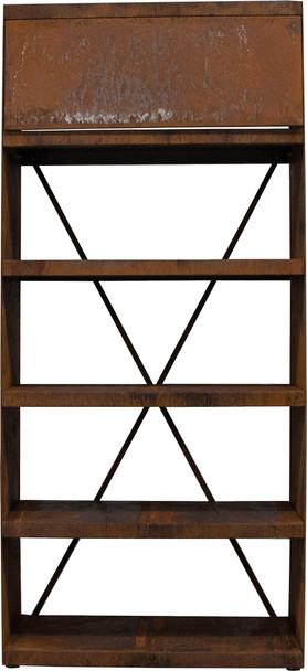 Wood STEEL storage solutions